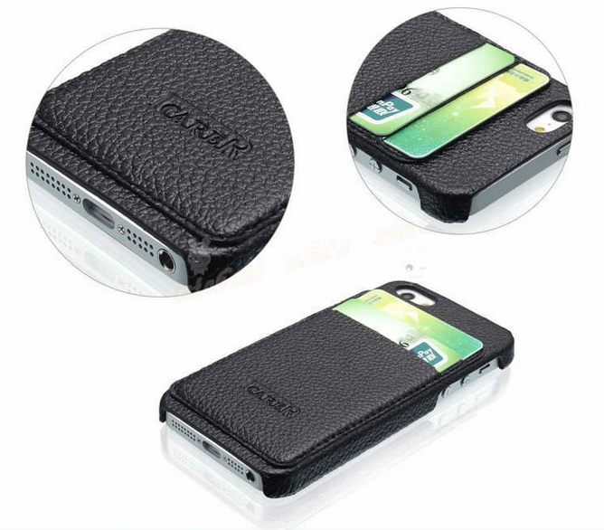 chehol-icarer-card-inserted-iphone-5-black