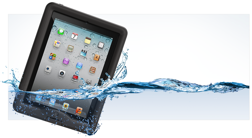 chehol lifeproof nuud ipad