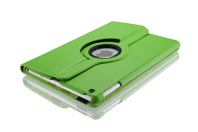чехол magnetic 360 green ipad air