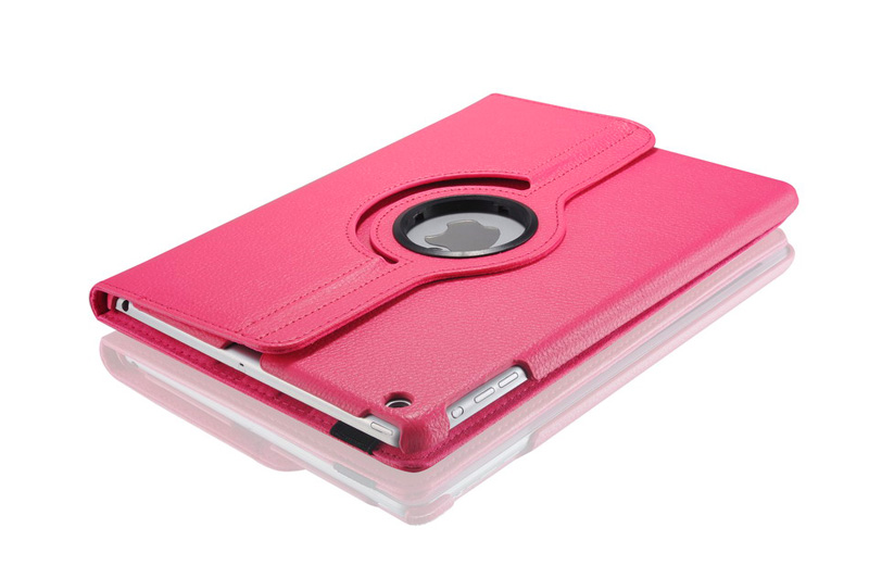 чехол magnetic 360 pink ipad air