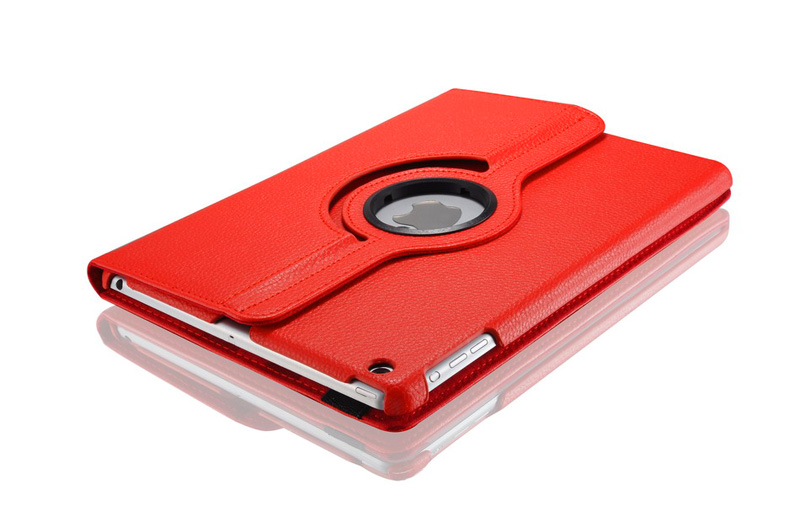 чехол magnetic 360 red для ipad air