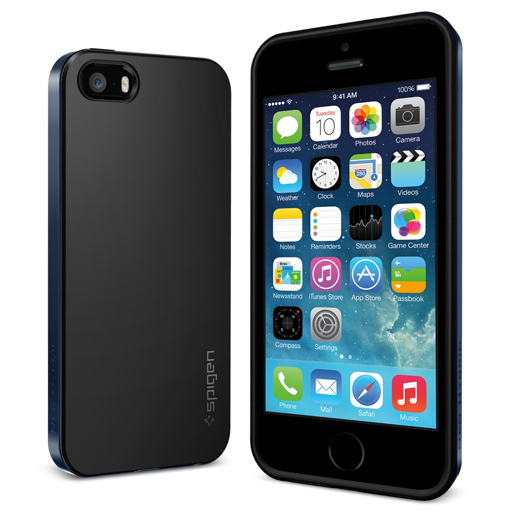 chehol neo hybrid metal slate iphone 5 5s
