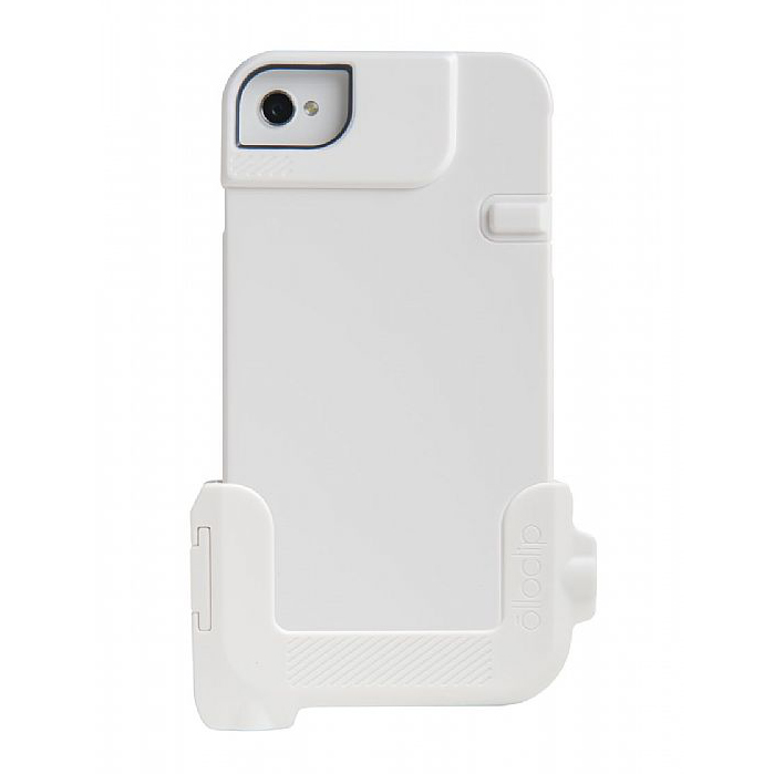 чехол olloclip quick flip iphone 4/4s white