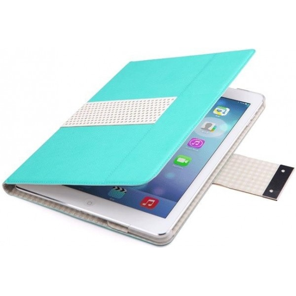 чехол ROCK Excel для iPad Air Blue