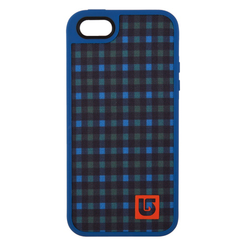 Speck Fabshell Burton для iPhone 5/5S/SE blue
