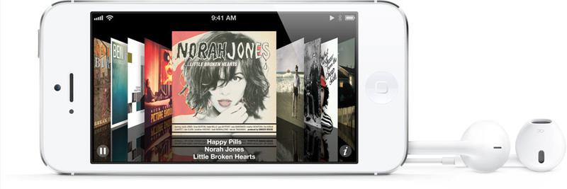 Оригинальные наушники Apple EarPods для iPhone, iPad, iPod (MD827)