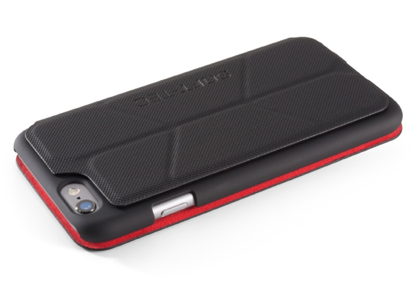 Element Case Soft-Tec Black/Red для iPhone 6 (4.7)