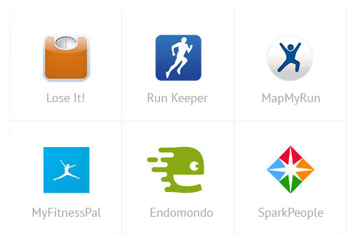 fitbit force apps