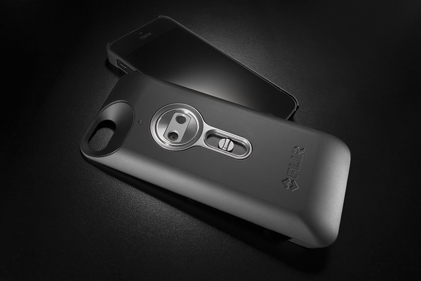 flir one iPhone 5 5s