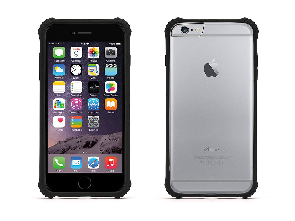 griffin survivor core gb40551 black iphone 6 plus
