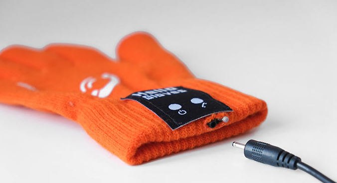 Bluetooth-гарнитура Hello Gloves для iPhone
