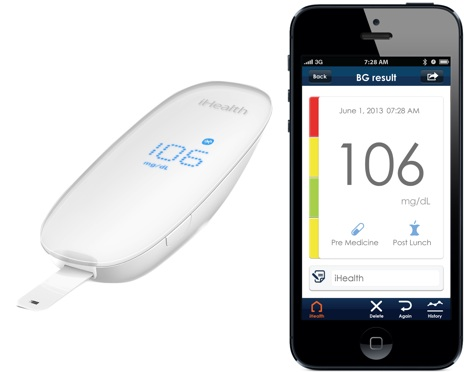ihealth smart gluco monitoring system