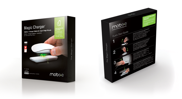 коробка mobee magic charger