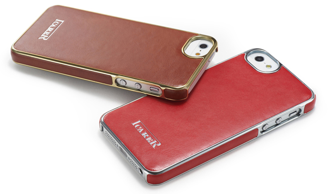nakladka-icarer-iphone-5-brown-red