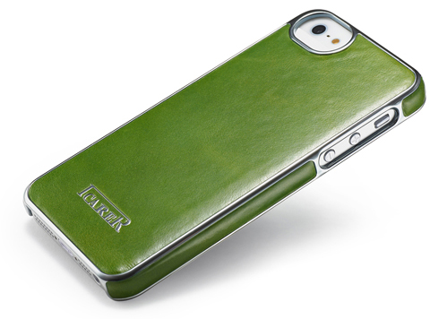 nakladka-icarer-iphone-5-green