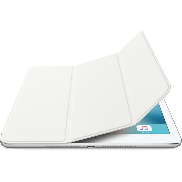 apple smart cover ipad air white