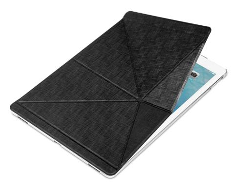 Накладка Moshi VersaCover для iPad mini 4 чёрный 99MO064001