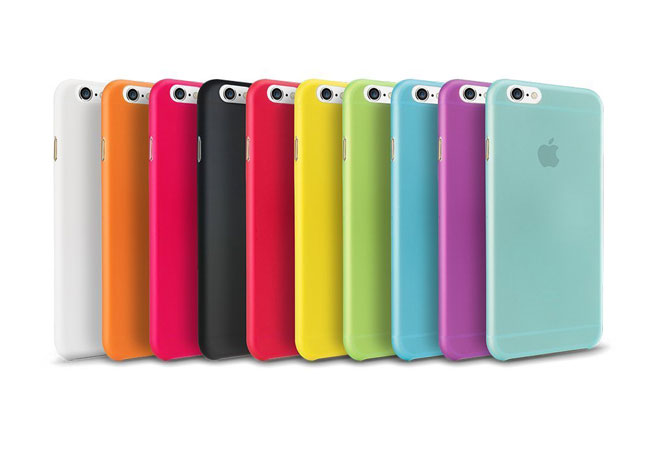 Чехол Ozaki OCoat 0.3 + Totem Versatile для APPLE iPhone 7 Blue OC777BU