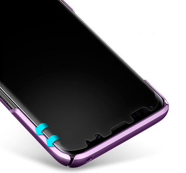 save off 3fe02 f5f83 Защитная пленка Spigen Neo Flex для Samsung Galaxy S9 Plus (2 пленки)
