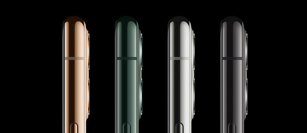 Внешний вид iPhone 11 Pro Max