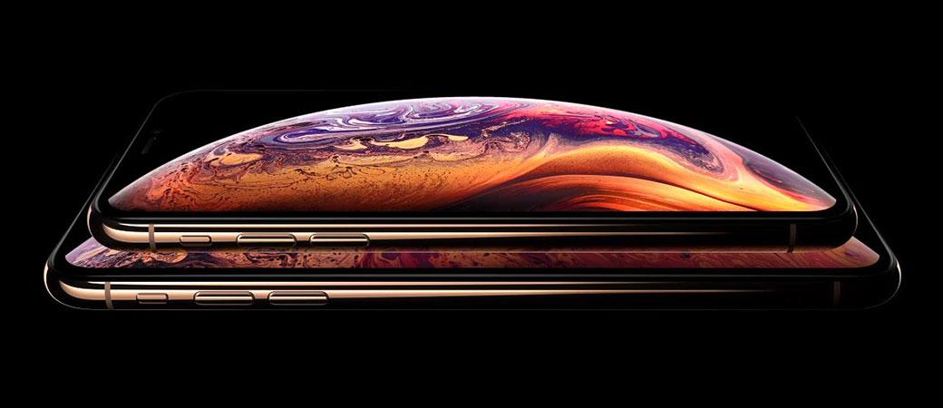 Дизайн корпуса iPhone XS и iPhone XS Max