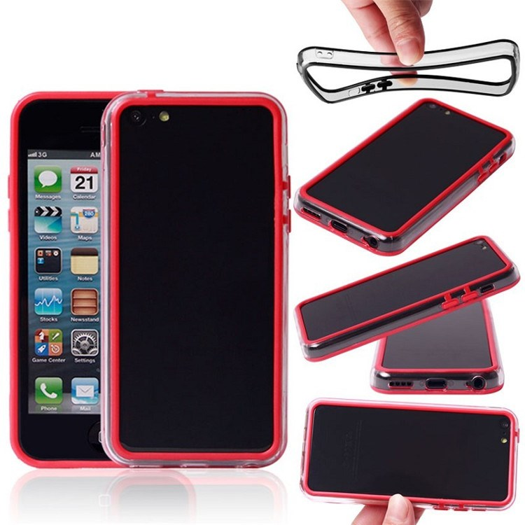 silicone-bumper-iphone-5c-red