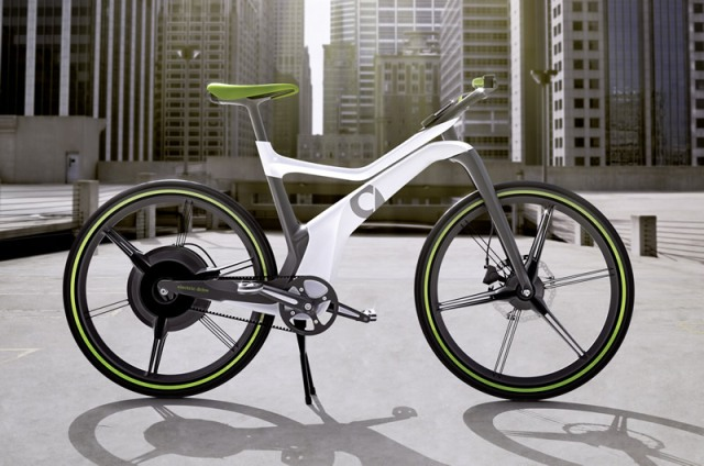 iphone smart bike
