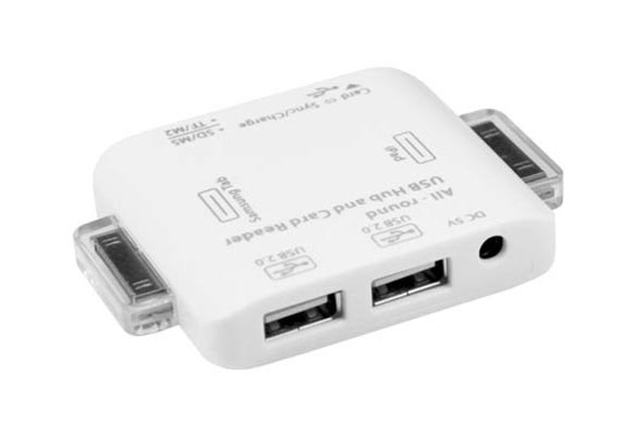 usb hub cardreader